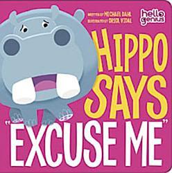Hippo Says 'Excuse Me'