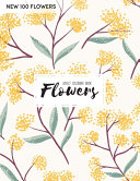 100 Flowers Coloring Book PDF