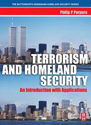 Terrorism And Homeland Security Book PDF