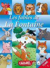 Le lièvre et la tortue et autres fables célèbres de la Fontaine: Livre illustré pour enfants