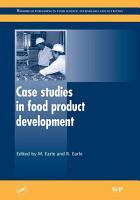 Case Studies in Food Product Development PDF