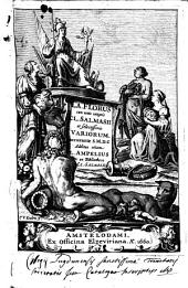 Lucius Annaeus Florus, cui subjungitur Lucii Ampelii Liber memorialis...