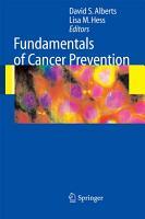 Fundamentals of Cancer Prevention PDF