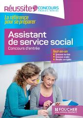Assistant de service social - Concours d'entrée -: Numéro43