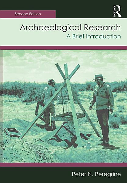 Download Archaeological Research Book