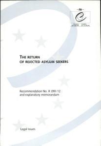 The Return of Rejected Asylum Seekers