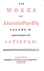 The works of Alexander Pope. With his last corrections, additions, and improvements; together with all his notes: pr. verbatim from the octavo ed. of mr. Warburton