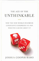 The Age of the Unthinkable Book