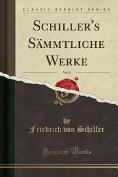 Schillers sämmtliche Werke in einem bande