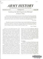Army History PDF