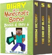 Diary of a Minecraft Steve Volume 2: Books 4 thru 6: (An Unofficial Minecraft Book)