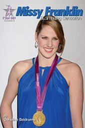 Missy Franklin: Swimming Sensation: Y Not Girl Volume 3