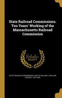 STATE RAILROAD COMMISSIONS 10 PDF