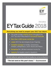 Ernst & Young Tax Guide 2018: Edition 33