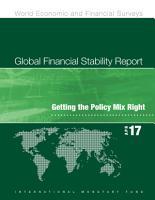 Global Financial Stability Report  April 2017 PDF
