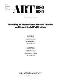 Art Books PDF