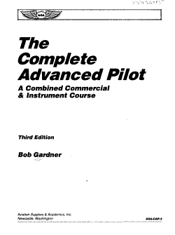 The Complete Advanced Pilot PDF