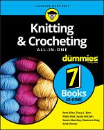 Knitting and Crocheting All-in-One For Dummies