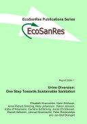 Urine Diversion: One Step Towards Sustainable Sanitation