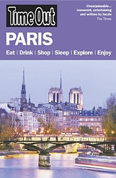 Time Out Paris 21st edition PDF