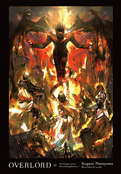 Download Overlord  Vol  12  light novel  Book