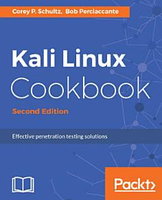 Kali Linux Cookbook PDF