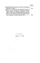 Colección de documentos inéditos, relativos al descubrimiento ... de las antiguas posesiones españolas de América y Oceanía: sacados de los archivos del reino, y muy especialmente del de Indias, Volumen 28