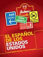 El Espanol de los Estados Unidos PDF