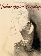 Toulouse Lautrec: Drawings Colour Plates