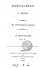 Montalbert: A Novel, Volume 2