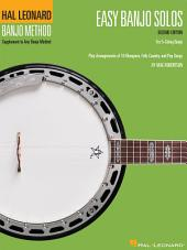 Easy Banjo Solos: For 5-String Banjo, Edition 2