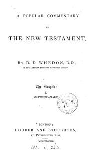 A popular commentary on the New Testament PDF