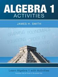 Algebra 1 Activities Book PDF