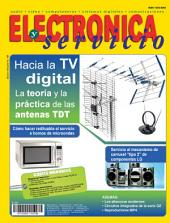 Electrónica y servicio: Teoría y práctica sobre las antenas TDT