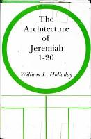 The Architecture of Jeremiah 1 20 PDF