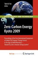 Zero Carbon Energy Kyoto 2009