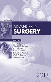 Advances in Surgery E-Book