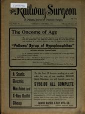 The Railway Surgeon: Volume 8, Issue 5