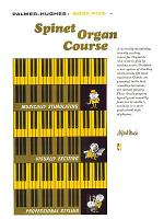 Palmer-Hughes Spinet Organ Course, Book 5