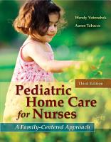 Pediatric Home Care for Nurses PDF