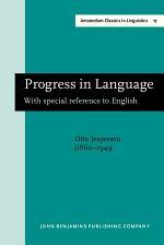 Progress in Language