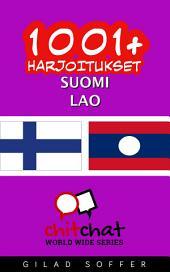 1001+ harjoitukset suomi - Lao