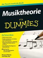Musiktheorie f  r Dummies PDF