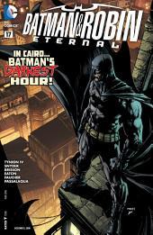 Batman & Robin Eternal (2015-) #17