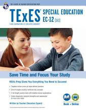 TExES Special Education EC-12 (161) Book + Online