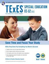 Texas TExES Special Education EC-12 (161) Book + Online