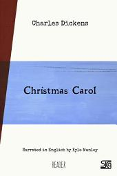 Christmas Carol: Read-aloud eBook with English audio narration