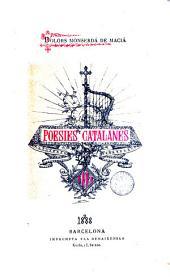Poesies catalanes