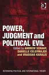 Power  Judgment and Political Evil Book