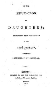 On the Education of Daughters